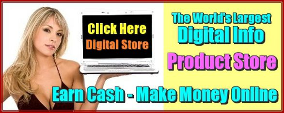 Digital Info Product Store Online